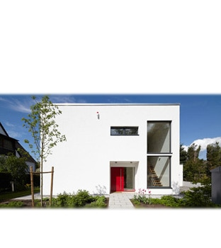Foto: Passivhaus in Hannover © Csaba Mester, Bielefeld