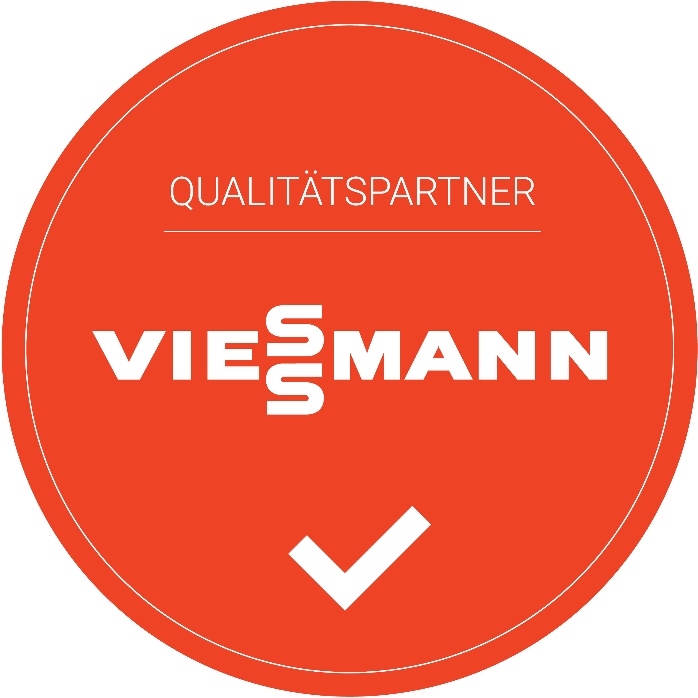 Logo Viessmann Qualitaetspartner